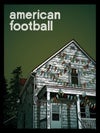 """american football (the one with the house)"" • Limited Edition Art Print (18"" x 24"")"