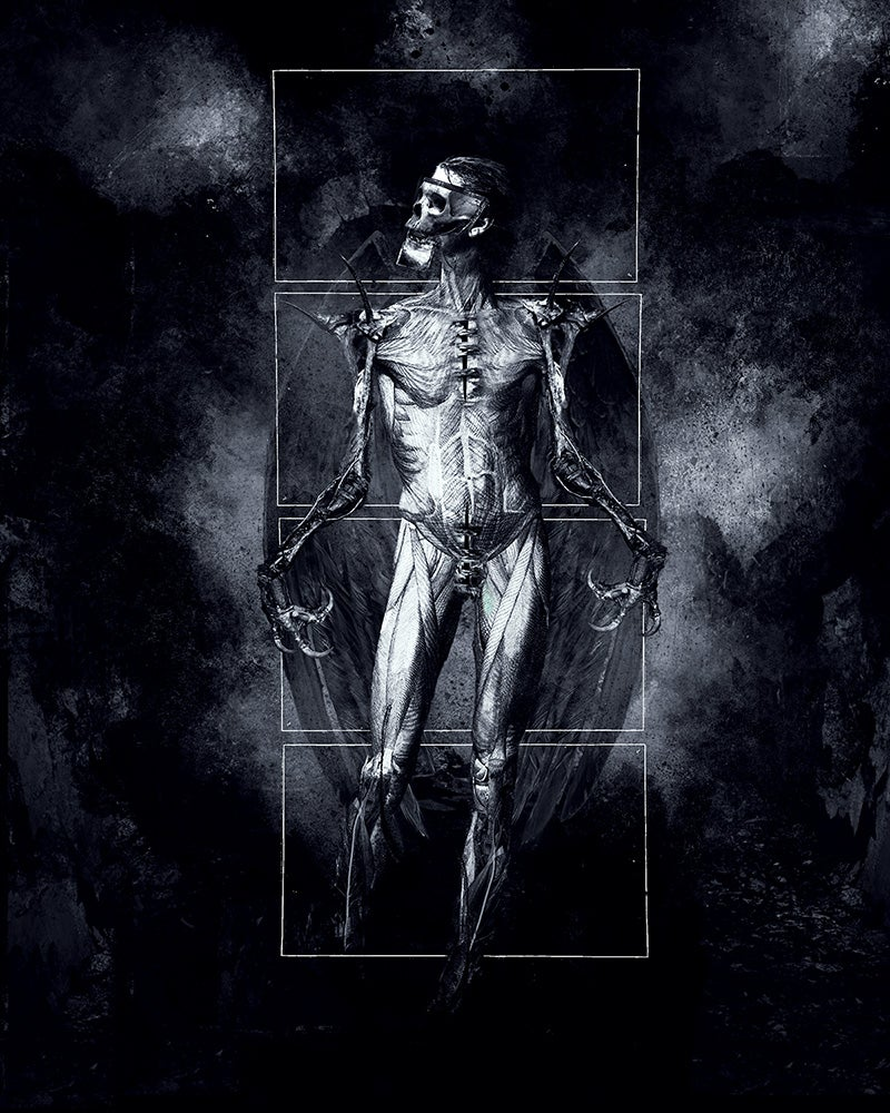 Image of Skinless Disciple