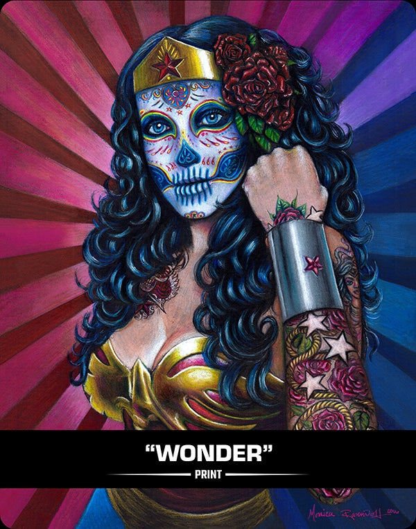 Image of Wonder (SUGAR SIN) - Print