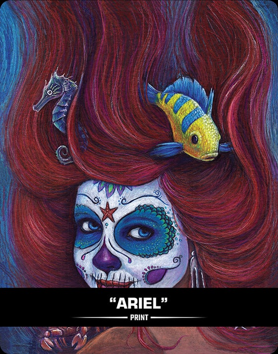 Image of Ariel (SUGAR SIN) - Print