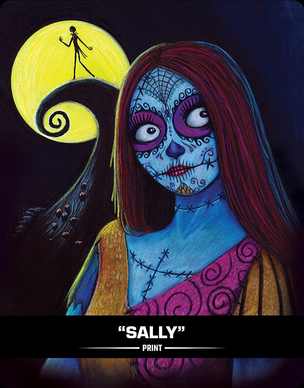 Sally (SUGAR SIN) - Print