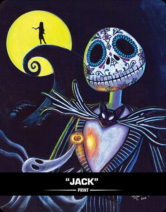 Image of Jack (SUGAR SIN) - Print