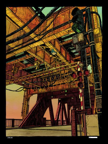 "Image of ""Untitled (Chicago, Illinois) • Art Print (18"" x 24"")"