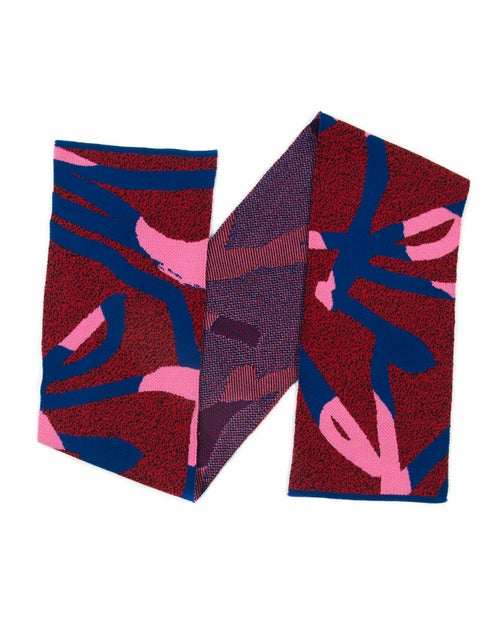 Image of We are out of office club scarf (Red)
