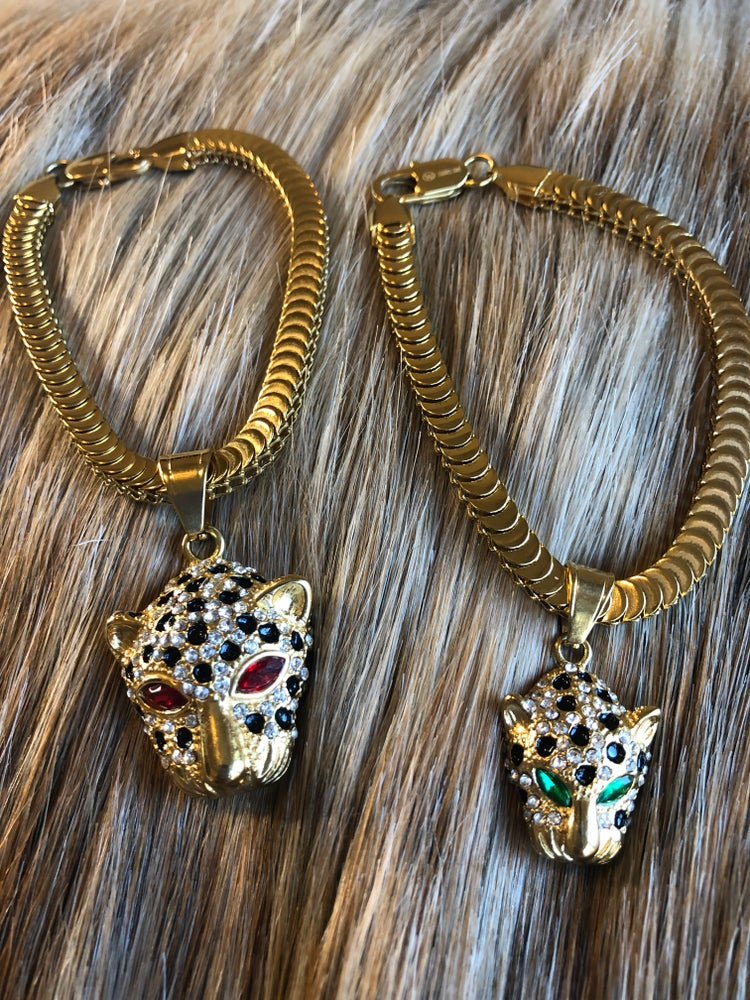 Image of Leopard set