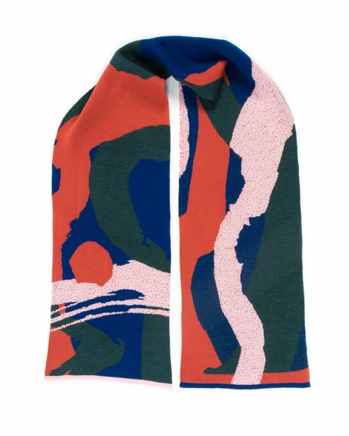 Image of We are out of office club scarf (Landscape)