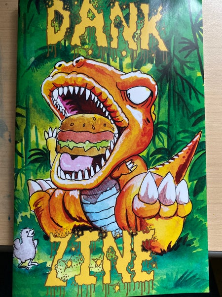 Image of Dank Zine Issue 28