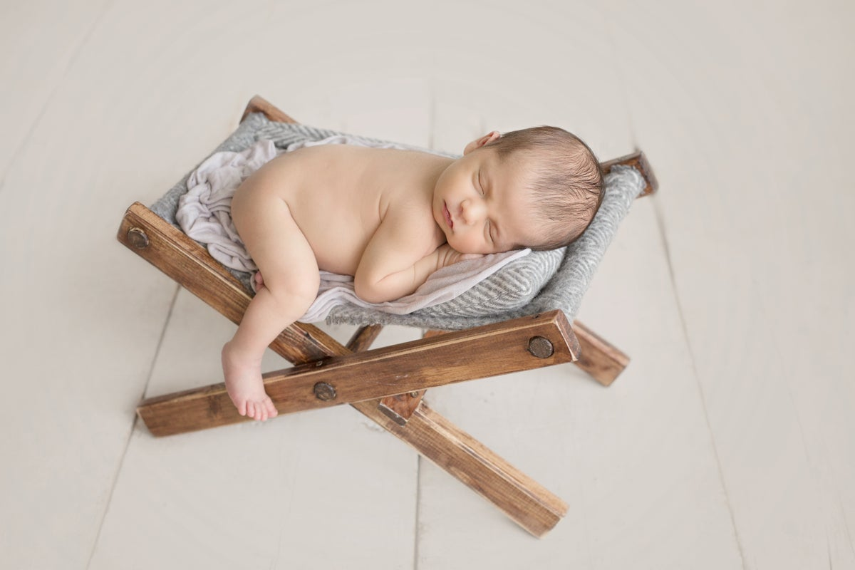 Image of Full Newborn Session Black Friday-Cyber Monday Sale-$125 OFF