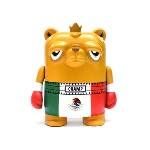 "Image of 4"" The Bear Champ - Viva Mexico! Edition"
