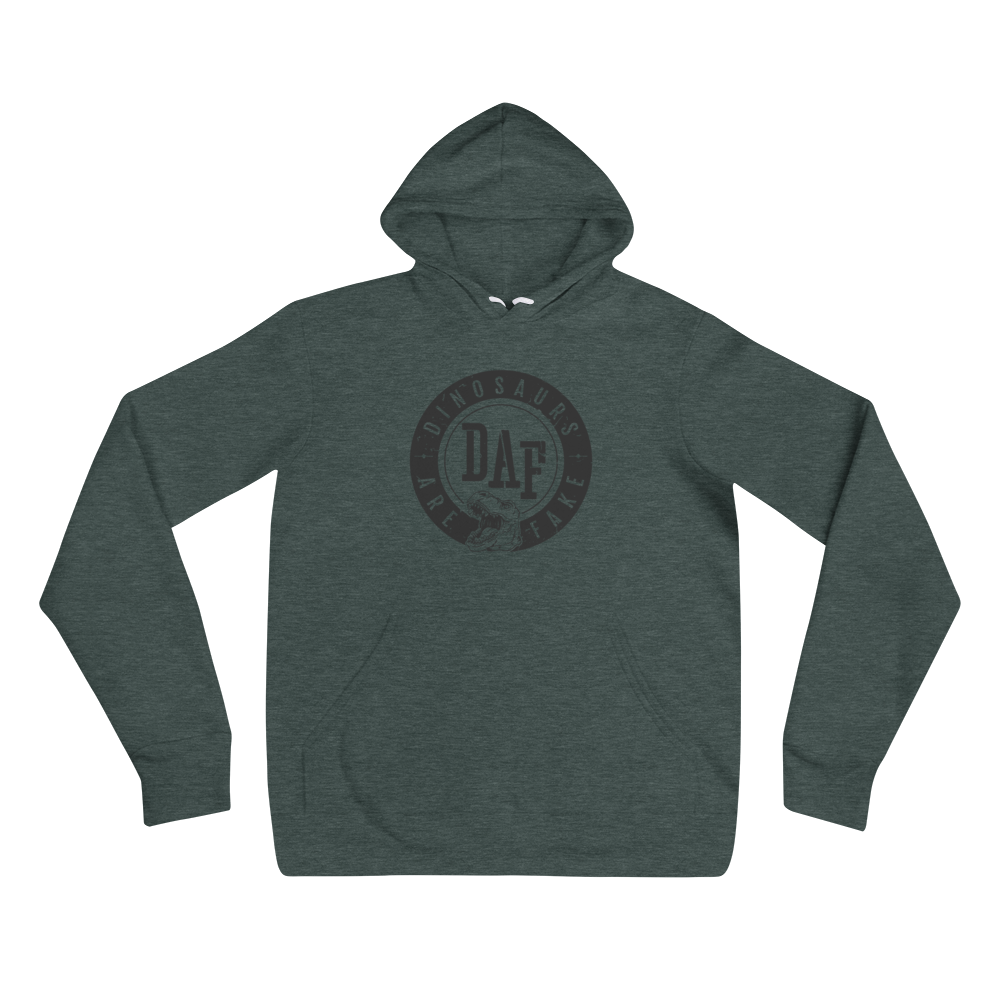 Image of Revolution Badge Hoodie