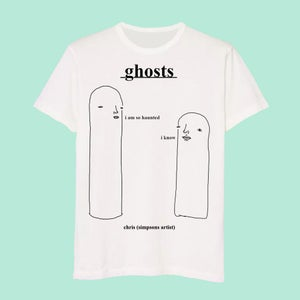 Image of Ghosts tshirt