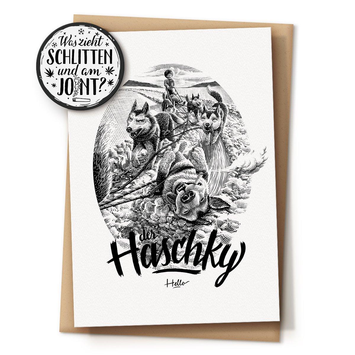 Image of Der Haschky