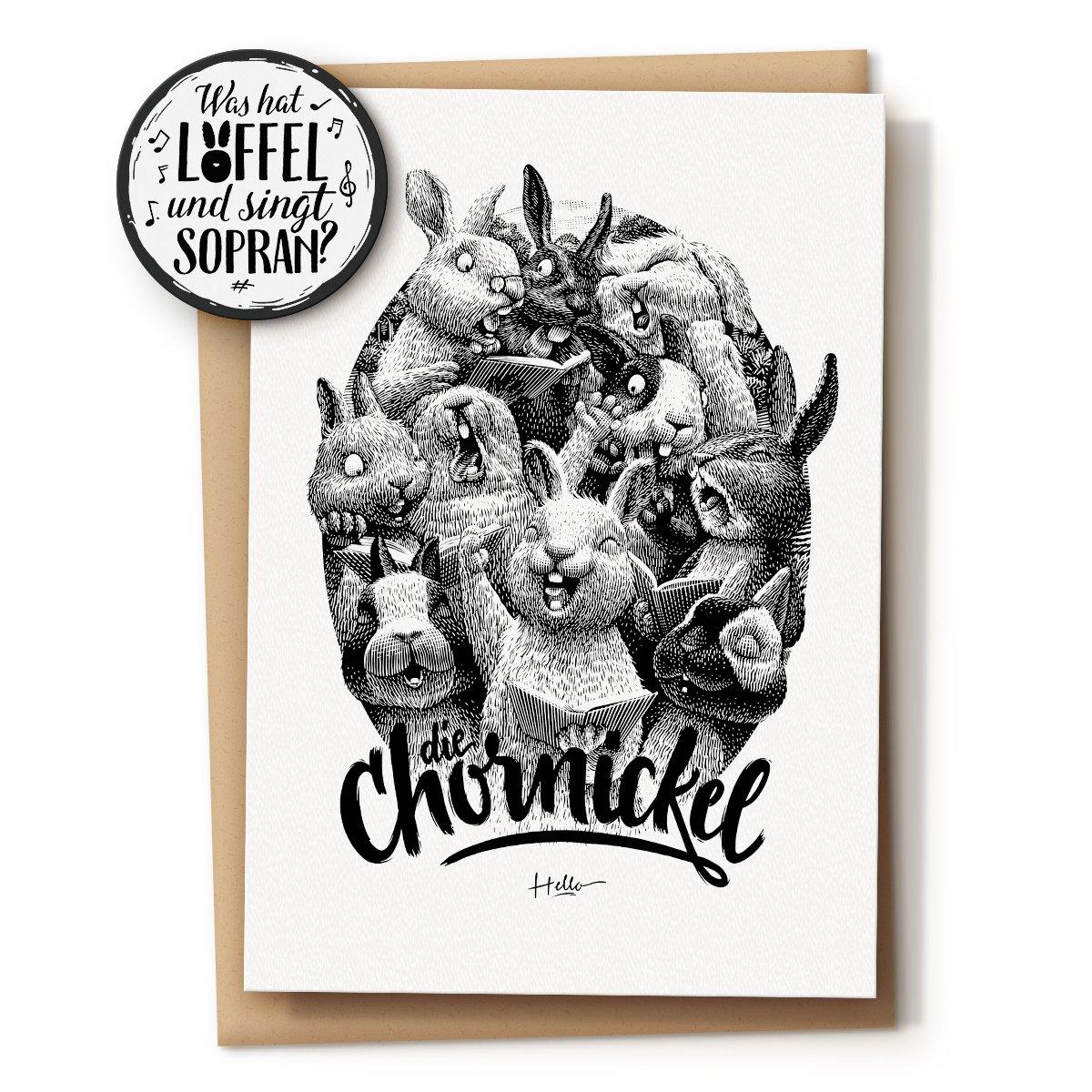 Image of Die Chornickel