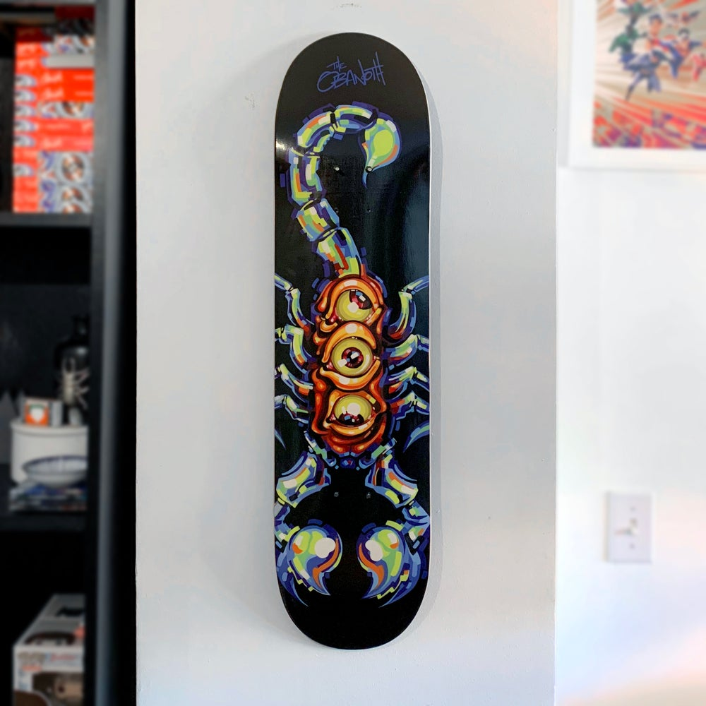 Limited-Edition Skateboard Decks