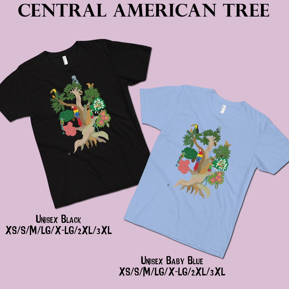 Image of Central American Tree T-Shirt