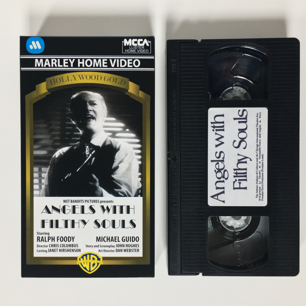 Image of Angels with Filthy Souls VHS