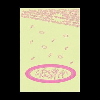 Image of polenta RISO print
