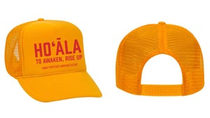 Image of Hoʻāla Hat (yellow)