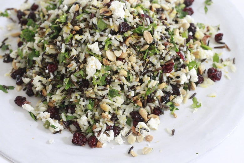 Image of Wild Rice Salad