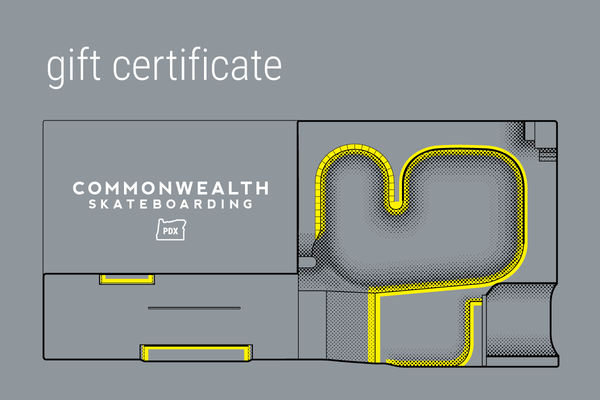 Image of Commonwealth Gift Certificate