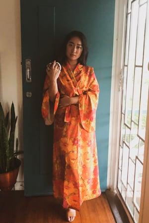 Image of Feelin' groovy long length robe