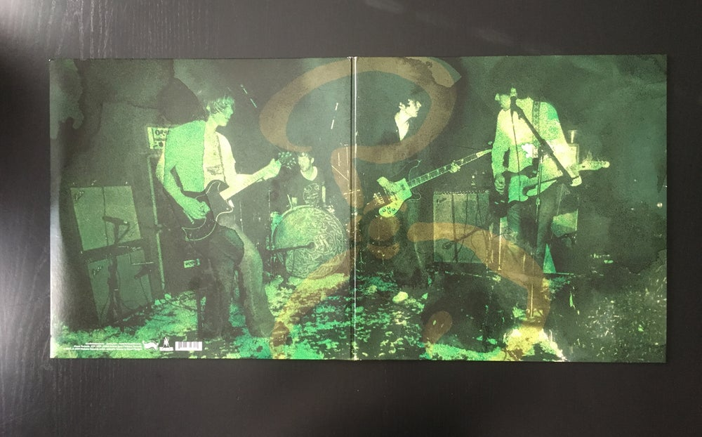 """Image of """"Feathers"""" double LP deluxe edition with bonus CD"""
