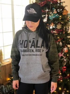 Image of Hoʻāla Camo Hoodie (unisex)