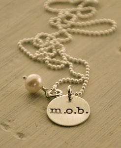 Image of M.O.B. Necklace by Lisa Leonard