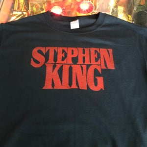 Image of Stephen King T-Shirt
