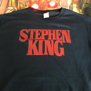 Image of Stephen King T-Shirt