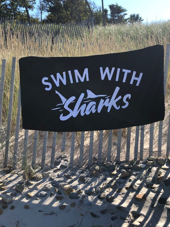 Image of Swim Beach Towel