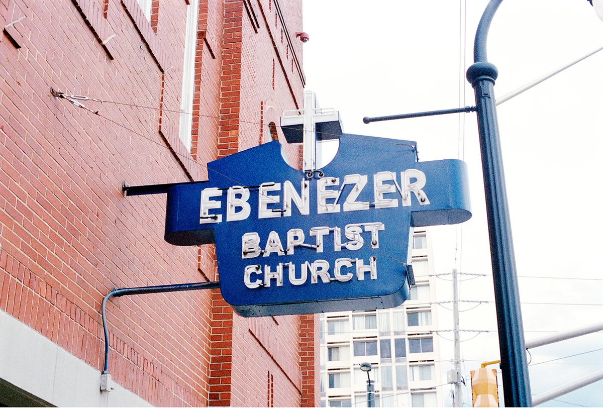 Image of Ebenezer Baptist Church