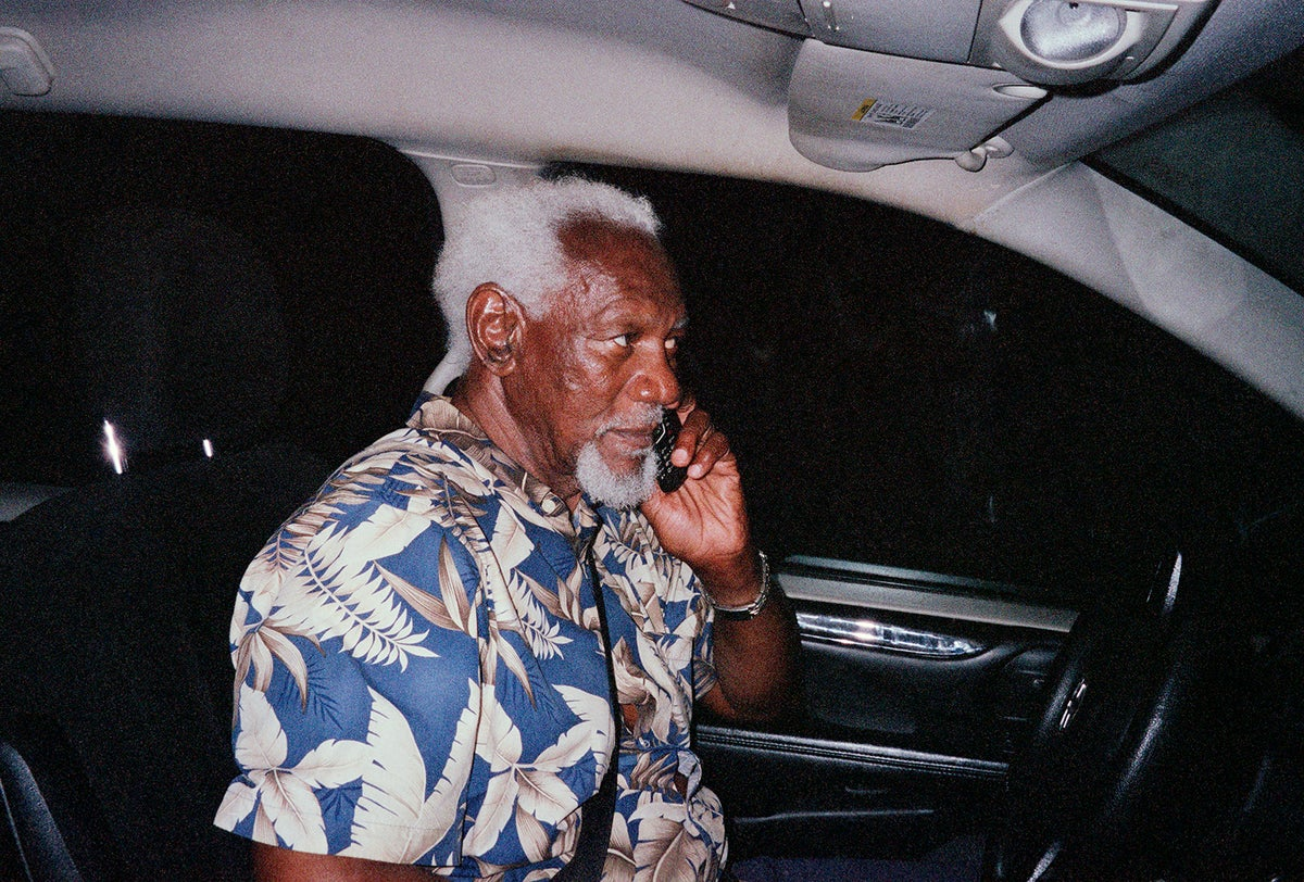 Image of Taxi Driver, Jackson, MS