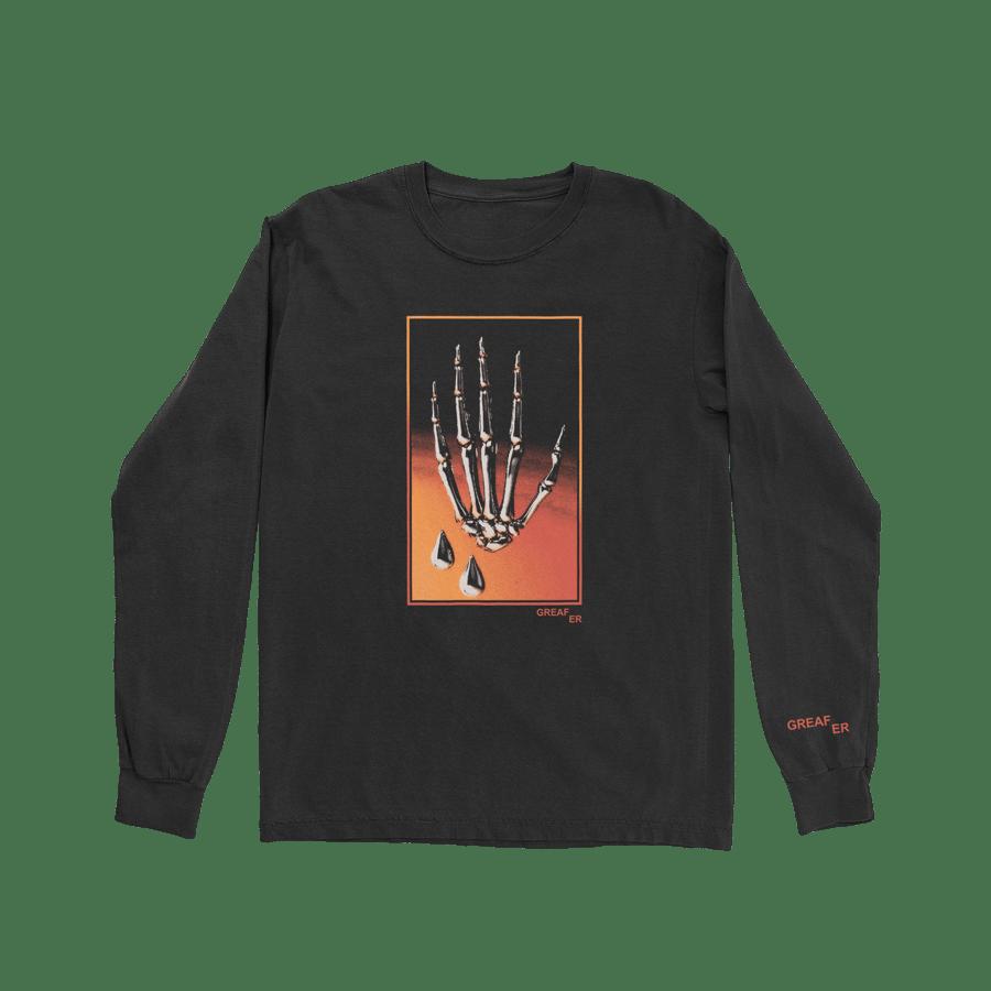 "Image of Greafer ""Elderberry Sunset"" long sleeve"