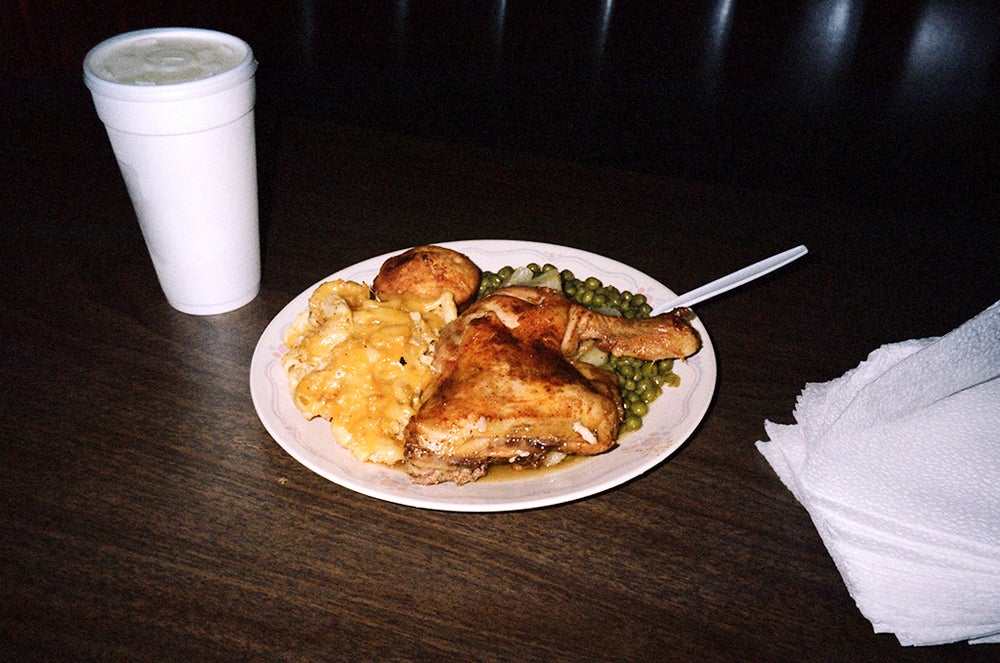 Image of Chicken Lunch, Birmingham, AL