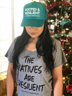 Image of Natives Are Resilient Women's Shirt