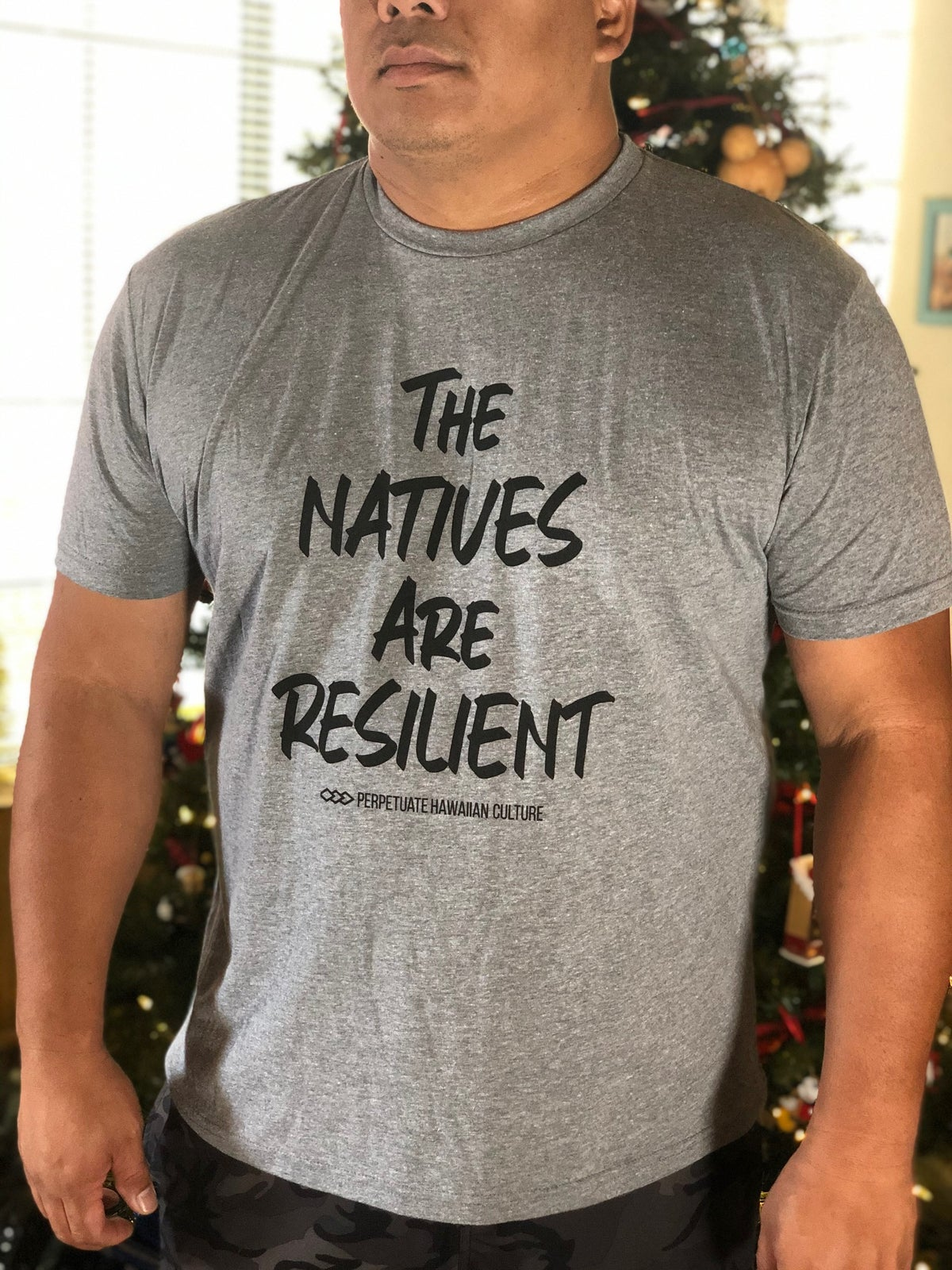 Image of Natives Are Resilient Shirt (unisex)