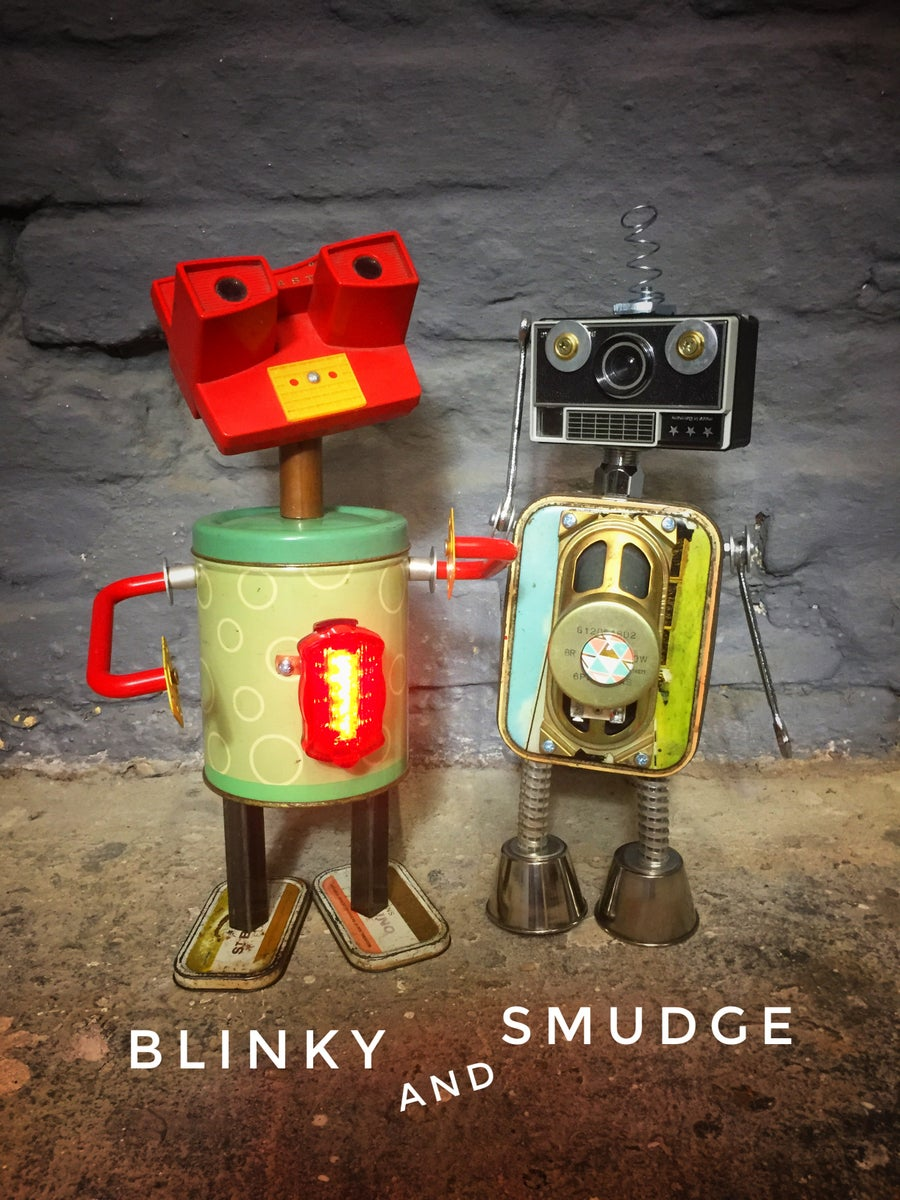Image of Blinky and Smudge