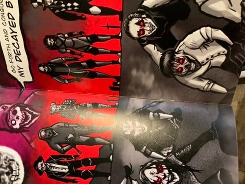 Image of Decayed Brigade Origin Comic Book