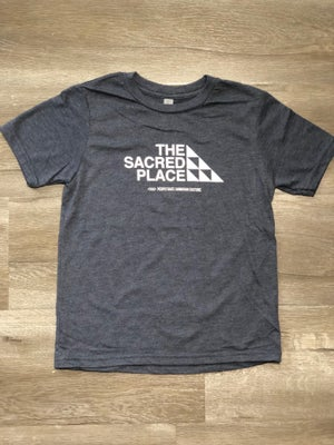 Image of The Sacred Place Vintage Navy Blue (youth)