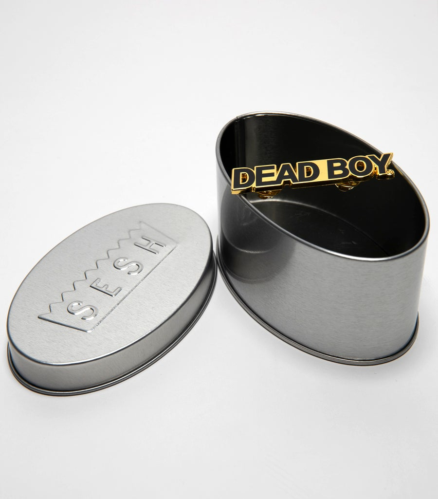 Image of Deadboy Pin and Seshbox