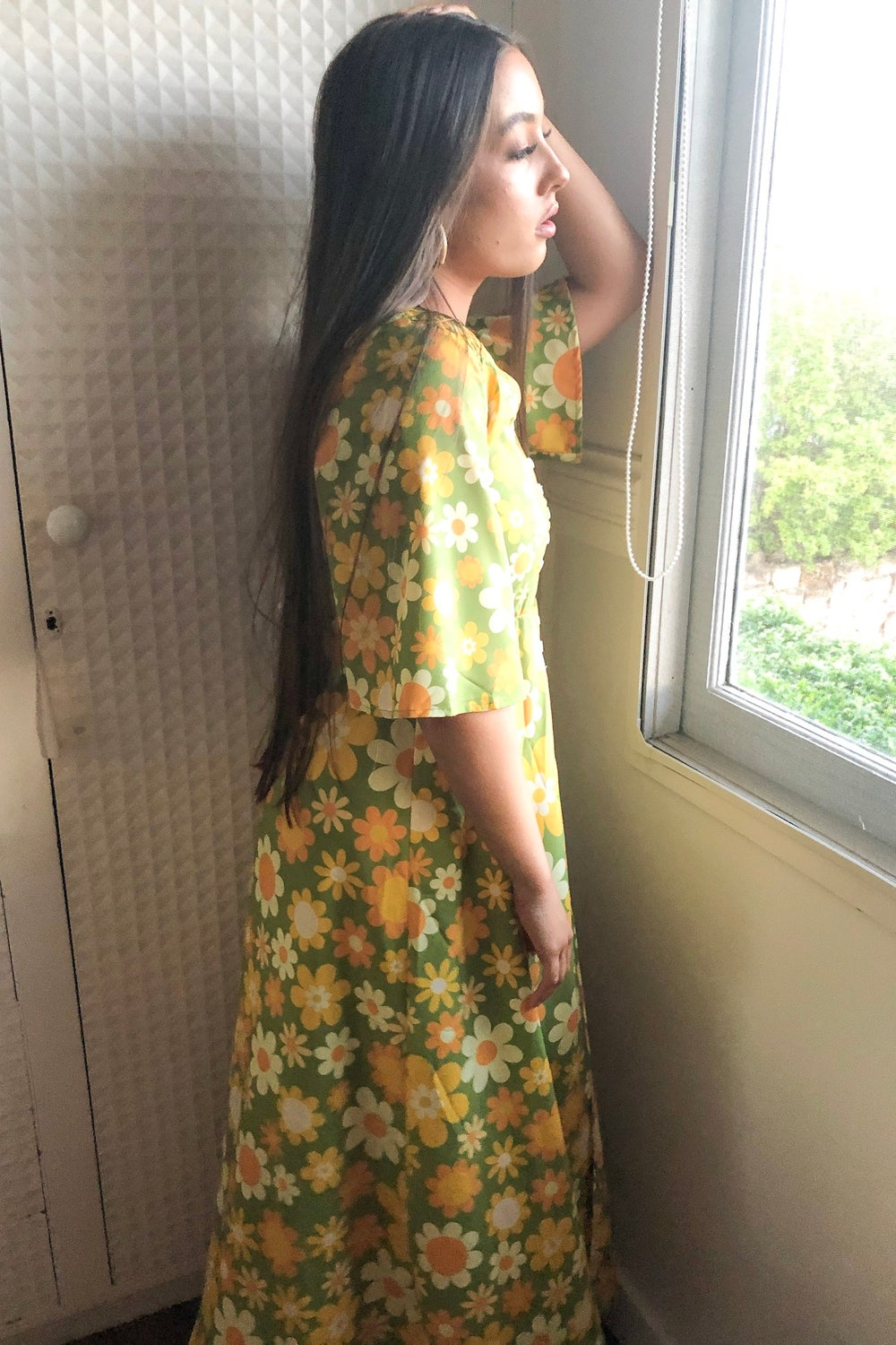 Flutter by maxi in Sunny side up (green)