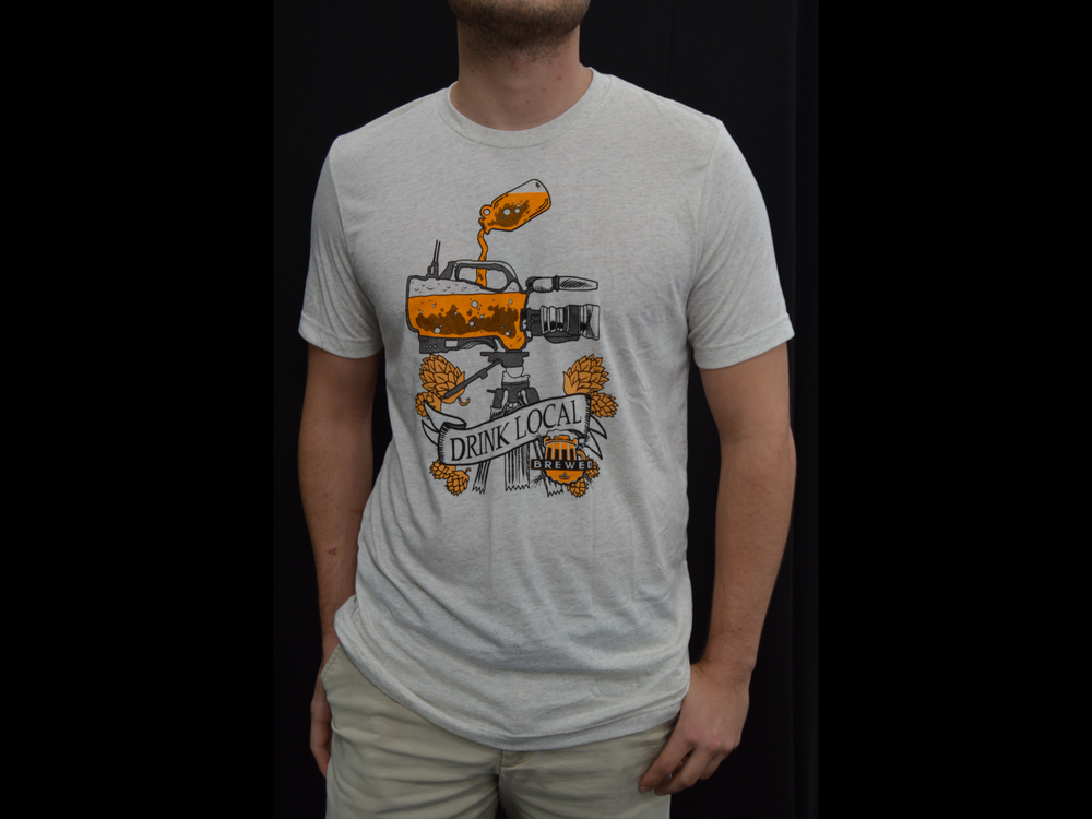 Image of Brewed T-Shirt