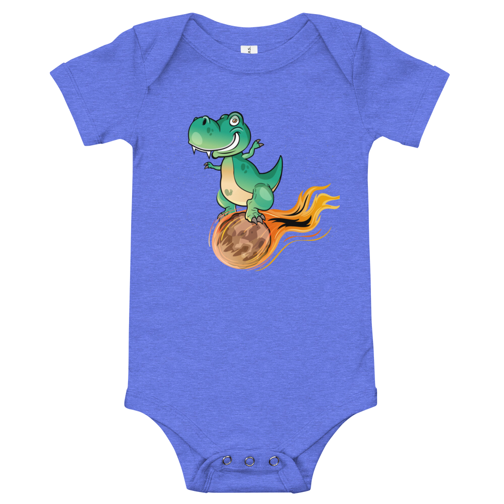 Image of End of Days Boy's Baby Onesie
