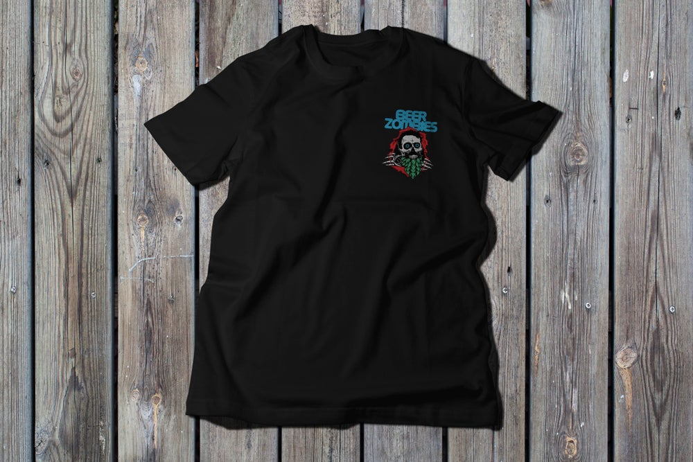 Image of Beer Zombies - Hop Ripper Shirt