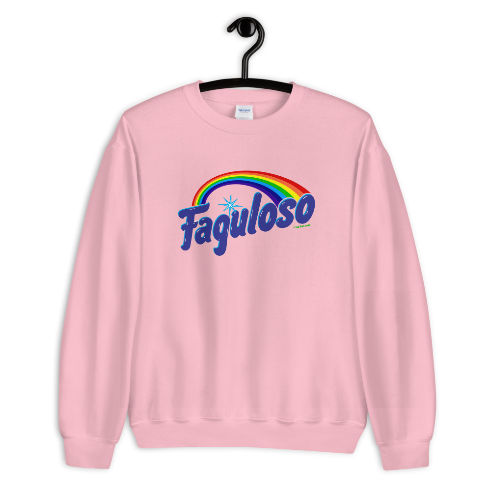 Image of Faguloso Sweatshirt Pink or Blue