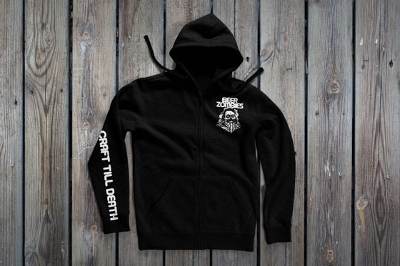 Image of Beer Zombies - Hop Ripper Hoodie