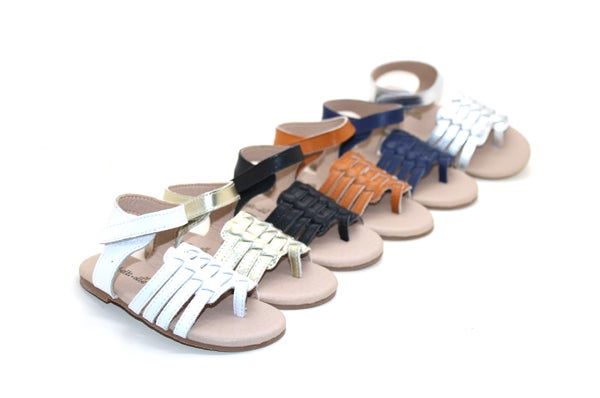 Image of Luca Boho Luxe Leather Sandal