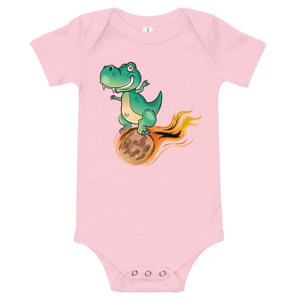 Image of End of Days Girl's Baby Onesie