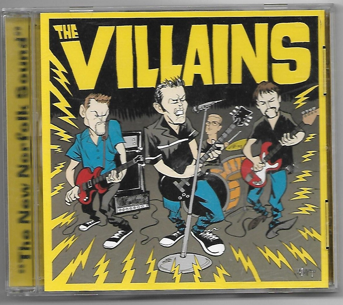 Image of The Villains